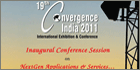 Convergence India 2011 becomes a huge success with participation from the security and surveillance sectors