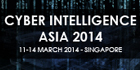 Cyber Intelligence Asia 2014 to focus on latest cybercrimes and emerging cyber threats in Asia-Pacific