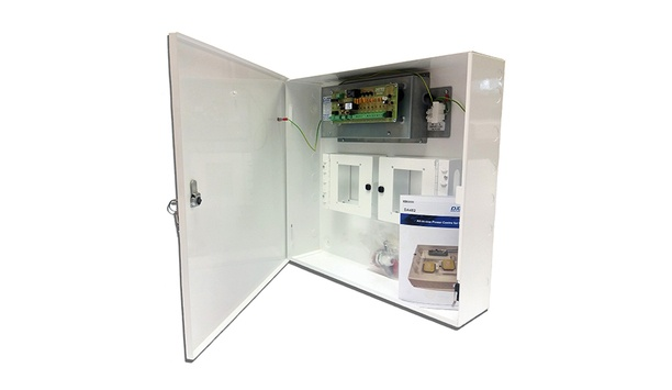 Dantech promotes lower cost Paxton Net2 installations with DA481 and DA482 access control power centres