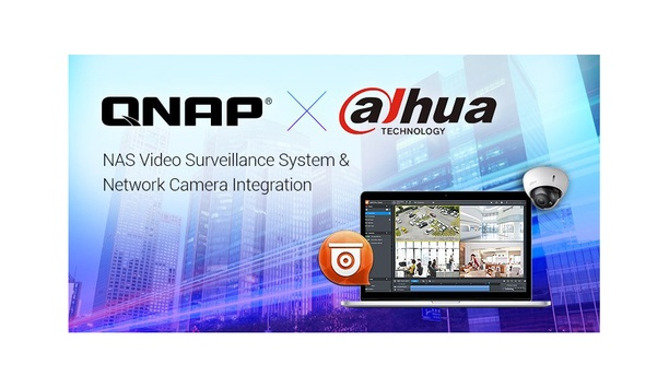QNAP NAS now compatible with Dahua Eco-Savvy 3.0, H.265 Wi-Fi and H.265 PTZ series network cameras