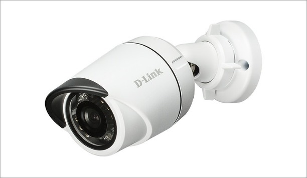 D-Link adds 3-megapixel DCS-4703E outdoor bullet camera to popular Vigilance range