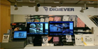 Colin Wang, BDM, introduces integrated DIGIEVER & Axis Solution for surveillance applications