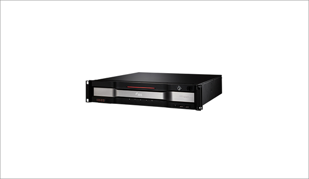 IDIS announces availability of DR-8364 full HD network video recorder