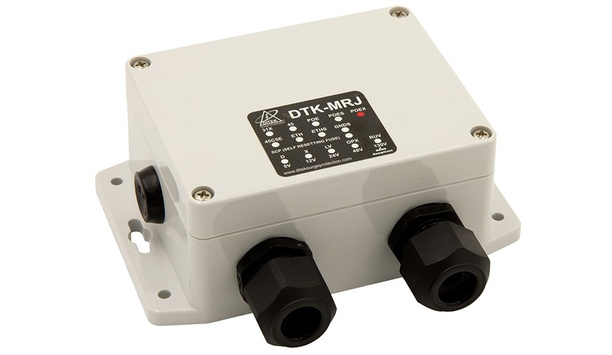 DITEK To Feature DTK-MRJPOEX Outdoor Surge Protector For Ethernet Cabling At ASIS 2017