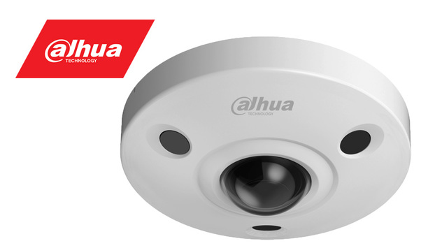 Dahua Revolutionises Fisheye Technology With 4K HDCVI At ASIS 2017