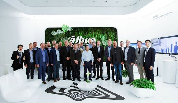 Dahua showcases video surveillance solutions to key partners from Denmark
