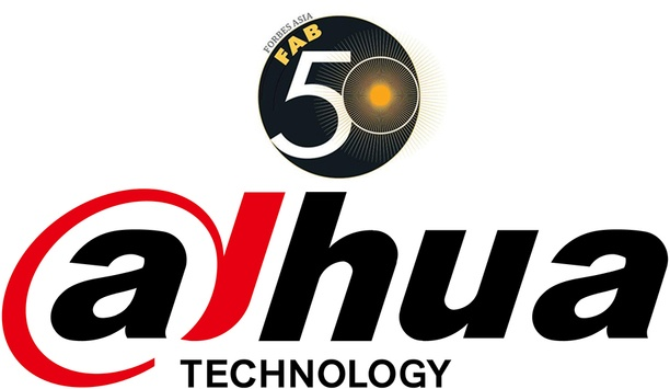 Dahua enlisted in Forbes Asia's 13th annual Fab 50