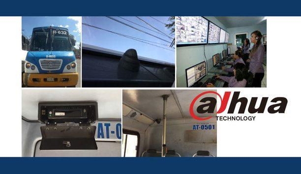 Dahua surveillance system safeguards public transport in Guadalajara, Mexico