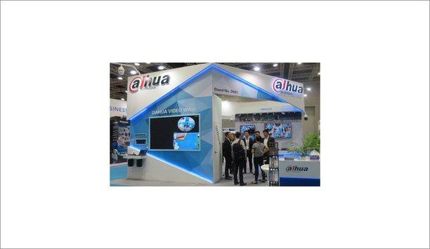 Dahua's latest security solutions at IFSEC Southeast Asia 2016