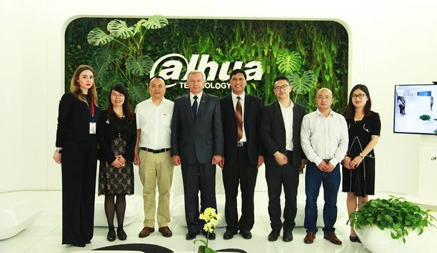International Academia visited Dahua Technology to understand its engineering establishment and seek cooperation
