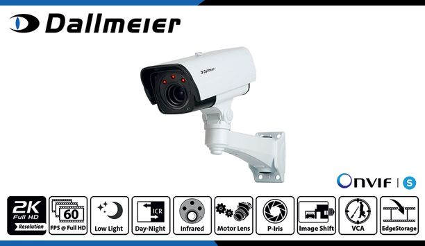 Dallmeier presents DF5210HD-DN/IR - new HD IR network camera for 24-hour-video surveillance