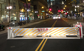 High-security portable crash barriers offer security integrators and dealers new expansion opportunities