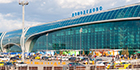 Samsung Techwin Europe's IP network video surveillance cameras monitor border crossing point for Russia's largest airport