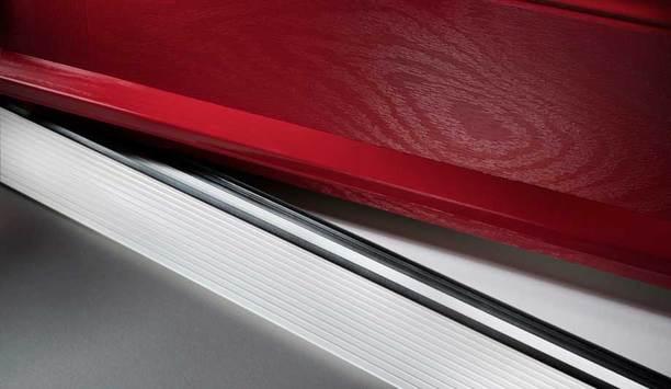 Door-stop adds new wider threshold to its range of composite doors with Exitex MDS25
