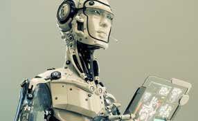 The Droids are here: new security helpers are less than human – or at least different