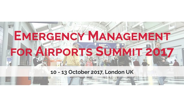 Emergency Management for Airports Summit 2017 aims at enhancing airport security