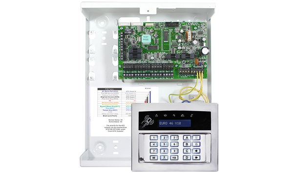 Pyronix introduces EURO 46 V10 panel with HomeControl+ App compatibility and added functionality
