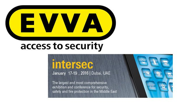 EVVA to exhibit mechanical and electronic access control systems at Intersec Dubai 2018