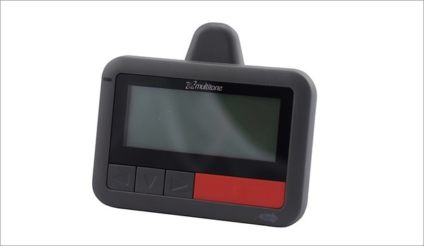 Multitone Electronics introduces EkoSecure pager for lone worker protection