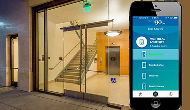 Tyco Security Products Introduces Mobile Credentials With EntraPass 7.10