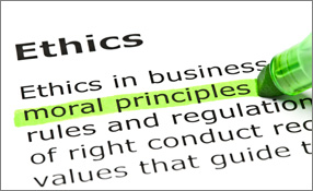 Ethics and the security industry: Time to show leadership