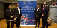 IACSP ASEAN Security Symposium and Awards to highlight counter-terrorism trends in Southeast Asia