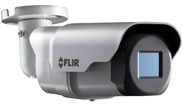 FLIR Systems Launches FB-Series ID Thermal Fixed Bullet Camera With Intrusion And Perimeter Detection