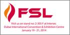 FSL to exhibit its fire suppression systems at Intersec Dubai 2014