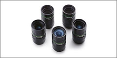FUJIFILM launches Fujinon HF-12M series machine vision lenses compatible with 2.1µm pixel pitch