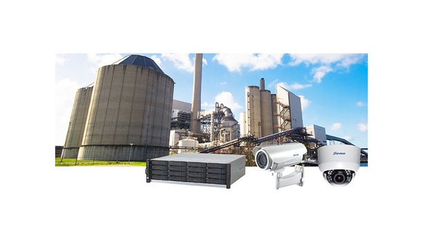 Surveon cameras and network video recorders provide 180-day non-stop recording for factory in Kuwait City