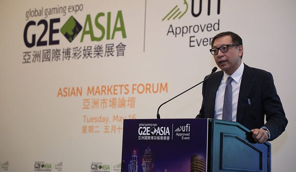 G2E Asia 2017 attracts representatives from business, government, and diplomatic corporations