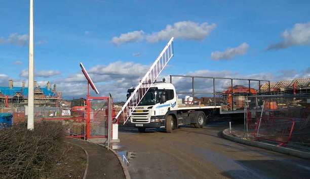 Green Gate Access Systems launches UK's first mobile, solar powered barrier and gate system
