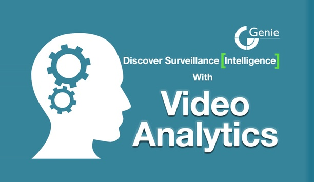 Genie launches new Video Analytics