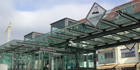 Geutebruck video solution secures multiple parking garages in Friedrichshafen city, Germany