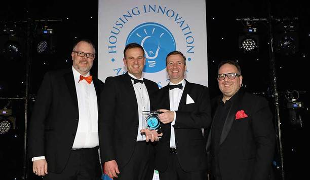 ASSA CLIQ Remote wins 'Most Innovative New Product' accolade at 2017 Housing Innovation Awards