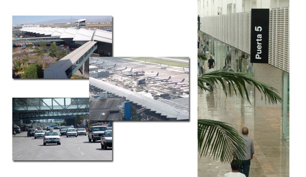 International Airport of Mexico reinforces its security system with HID access control solutions