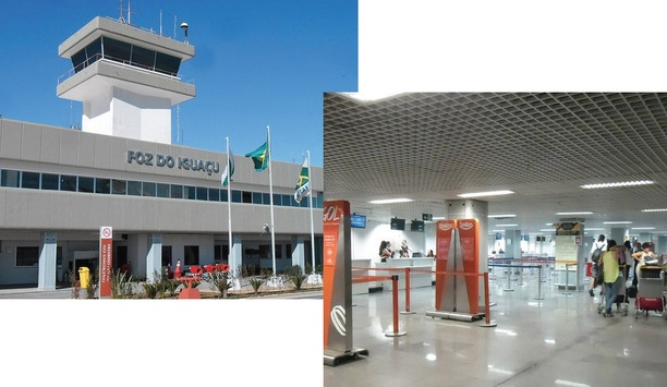 HID Global Access Control Solution Helps Improve Security At Foz Do Iguaçu Airport, Brazil