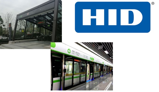 HID Access Controllers And Card Readers Installed At Hangzhou Metro Line 4, China