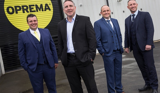 Oprema expands business by moving to new headquarters with £850,000 investment