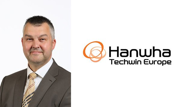 Hanwha Techwin appoints Keith Bardsley as Business Development Manager for North of England