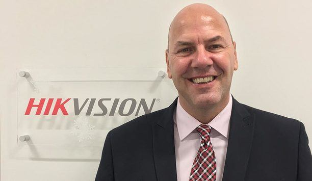 Hikvision appoints Andy Coles as Key Account Manager