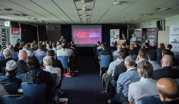 Hikvision Autumn Roadshow showcases innovative video surveillance products and solutions