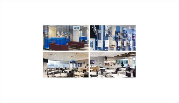 IDIS video security solutions ensure up-to-date surveillance for MOL's London office