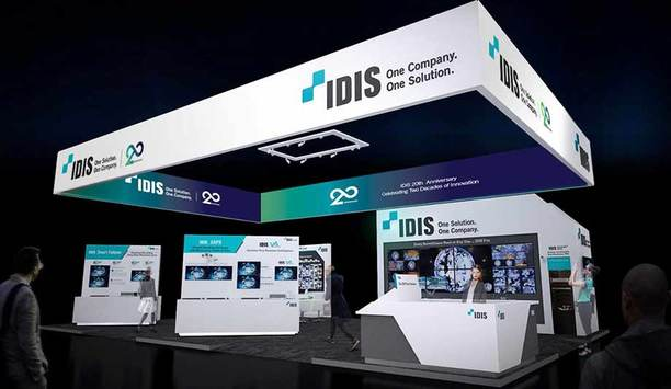 IDIS to unveil new innovative security solutions at Intersec 2017
