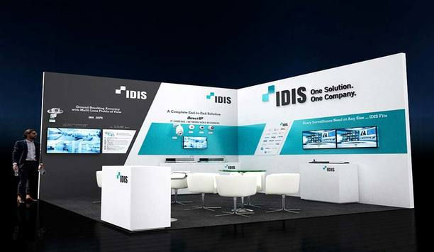 IDIS to showcase secure end-to-end surveillance solutions at UK Security Expo 2016