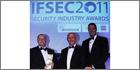 Elmdene celebrates IFSEC award win for graffiti detector product