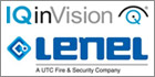 Wider Options For Lenel Customers With Increased Support Of Lenel For IQinVision's Megapixel Cameras