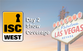 The numbers tell the video story at ISC West: 4K and H.265