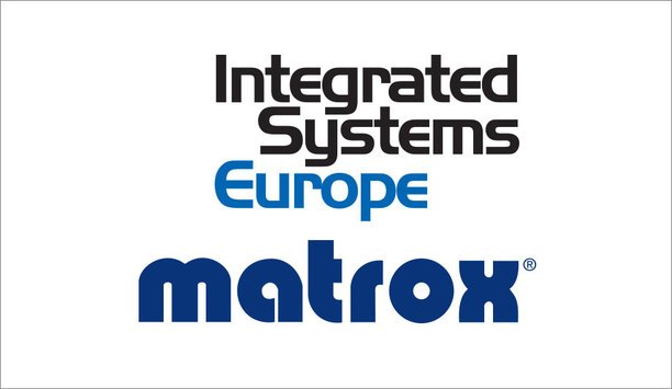 Matrox to showcase complete AV-over-IP and video wall products at Integrated Systems Europe 2017