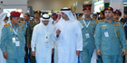 HH Sheikh Saif bin Zayed Al Nahyan, Deputy PM and Minister of Interior inaugurates ISNR Abu Dhabi 2016